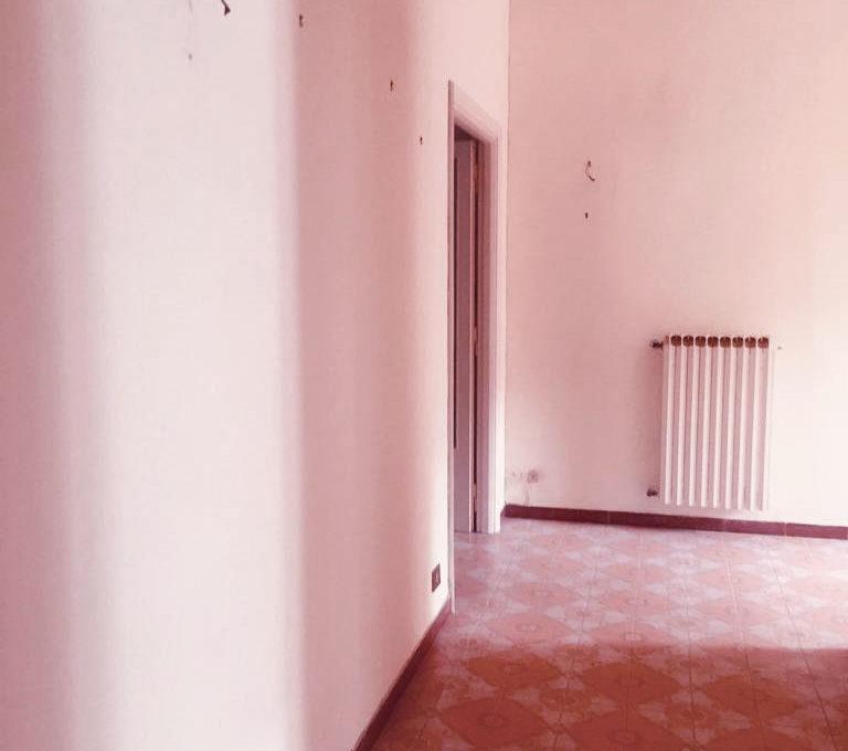 appartamento via Tiberio ingresso
