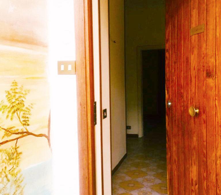 appartamento via tiberio entrata
