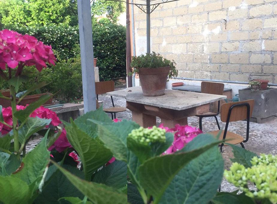 appartamento via tiberio giardino